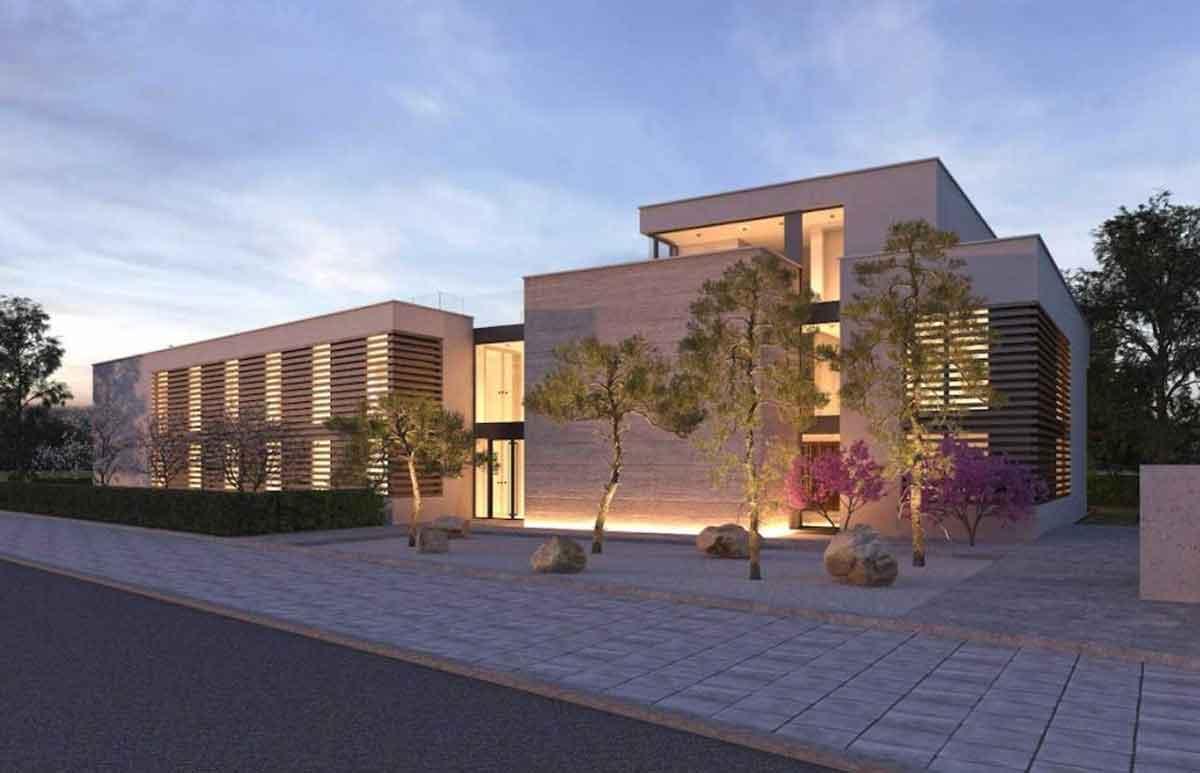 TW2 - Neubau eines Mehrgenerationenhauses