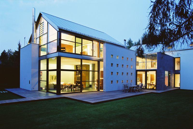 HS56 - Neubau eines Niedrigenergiehauses