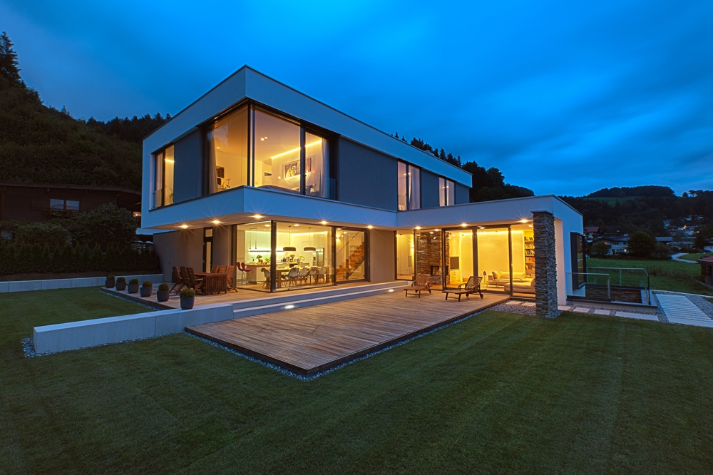 BB - Neubau eines Niedrigstenergie-Einfamilienhauses