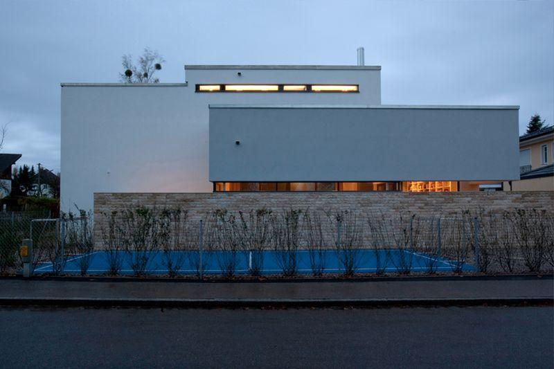 W33 - Neubau eines Niedrigenergie Einfamilienhauses