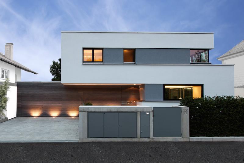 W6 - Neubau eines Niederigenergie Einfamilienhauses