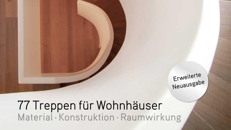K35 und T85 - Veröffentlichung in 77 Treppen für Wohnhäuser Erweiterte Neuausgabe 2014 - von Johannes Kottjé