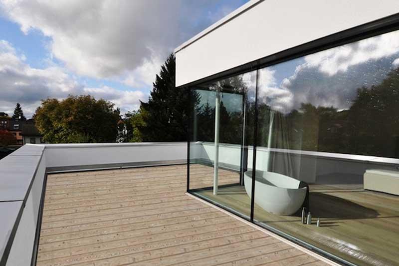 S20 - Neubau eines Niedrigenergie Generationenhauses in München