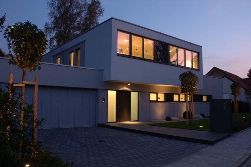 WB16 - Neubau eines Niedrigenergie Einfamilienhauses