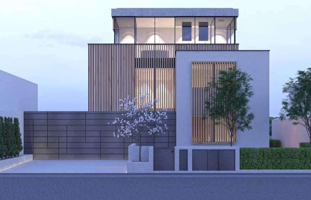 G28 - Neubau eines Wohnhauses in München-Trudering
