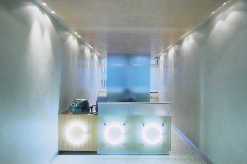 A10 - Umbau eines Bürogebäudes für einen Verlag