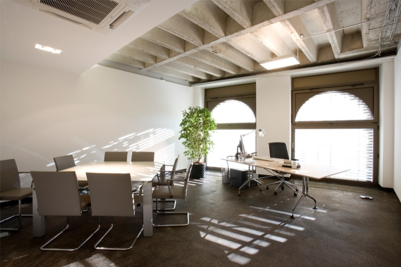 Sp4 umbau eines grossraumb ros stuart stadler architekten vfa - Stadler architekten ...