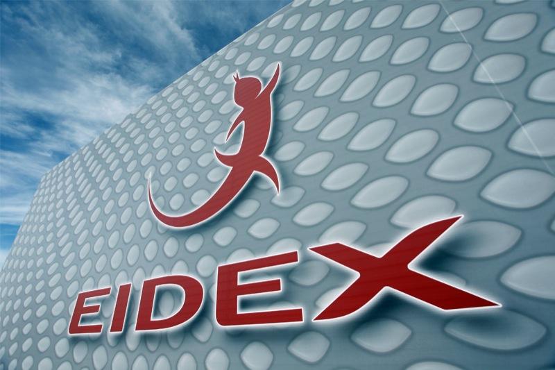 EIDEX - Neubau eines Niedrig-Energie Bürogebäudes mit Hochregallager