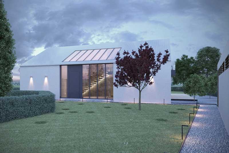 W43.A - Neubau eines Wohnhauses mit Tiefgarage