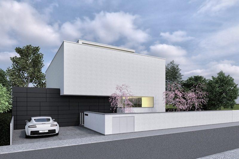 Fertigstellung: Januar 2013 S49 - Neubau eines Niedrigenergie Wohnhauses