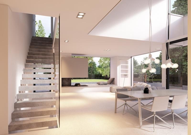 S49 neubau eines niedrigenergie einfamilienhauses stuart stadler architekten vfa - Stadler architekten ...