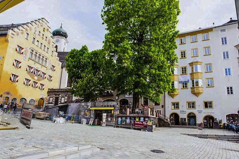 US16 - Energetische Sanierung eines denkmalgeschützten Stadthauses in Kufstein
