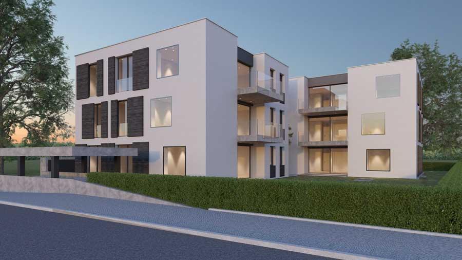 H2 neubau eines mehrfamilienhauses in freimann stuart stadler architekten vfa - Stadler architekten ...