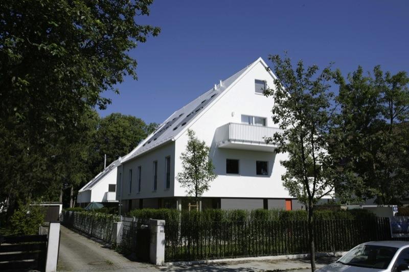 Max64 - Neubau einer Niedrigenergie Eigentumswohnanlage