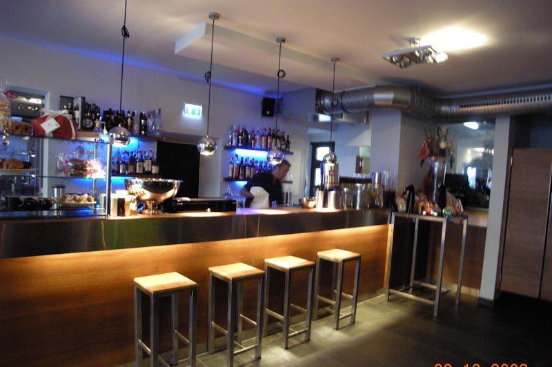 Nascosto - Innenausbau eines Restaurants/ Bar in München