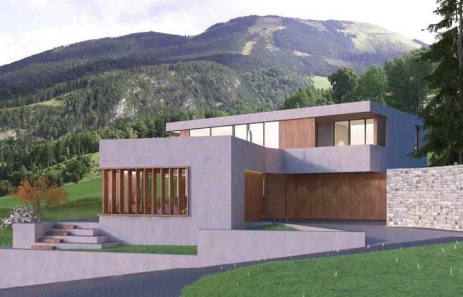 L29 - Neubau eines Einfamilienhauses in Niederndorf